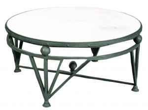 Ball round cocktail table (ed)
