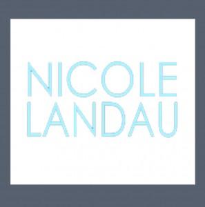 nicole landau web logo